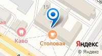 Компания Инстар Лоджистикс на карте