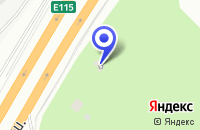 Схема проезда до компании МЕБЕЛЬНЫЙ МАГАЗИН БАРСЕЛОНА в Мытищах
