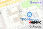 Схема проезда до компании АкваДом в Москве