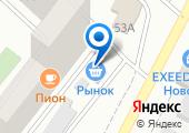 Магазин-склад строительных материалов на карте