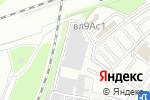Схема проезда до компании ЭС в Москве