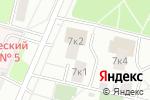 Схема проезда до компании Айти Фор Ю в Москве