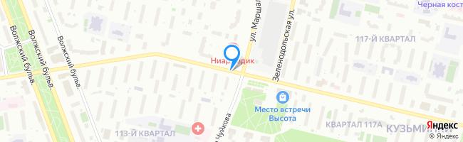 улица Юных Ленинцев