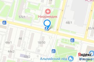 Сдается двухкомнатная квартира в Москве м. Кузьминки, улица Юных Ленинцев