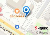 ТТК, ЗАО на карте