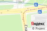 Схема проезда до компании Ortmedic в Москве