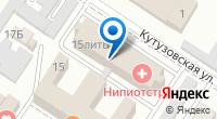 Компания Tupperware на карте