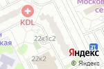 Схема проезда до компании Управление социальной защиты населения района Братеево в Москве