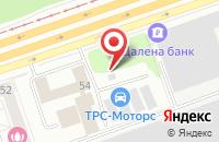 Схема проезда до компании Агар в Москве