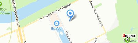Начальная общеобразовательная школа №992 на карте Москвы