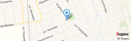 Донецкий областной аграрный учебно-курсовой комбинат на карте Авдеевки