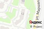 Схема проезда до компании Медалюкс в Москве