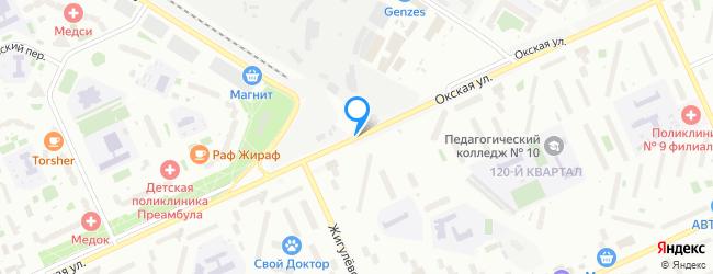 Окская улица