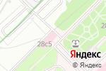 Схема проезда до компании Федеральный научно-клинический центр специализированных видов медицинской помощи и медицинских технологий ФМБА России в Москве