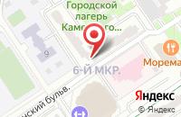 Схема проезда до компании Хобби Бум в Москве