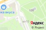 Схема проезда до компании Сигнал в Москве