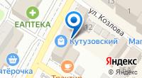 Компания ДК Логистикс на карте