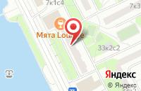 Схема проезда до компании Ксб-Тур в Москве