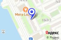 Схема проезда до компании АПТЕКА МАТУШКА в Москве