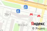 Схема проезда до компании Transformer Baby в Москве