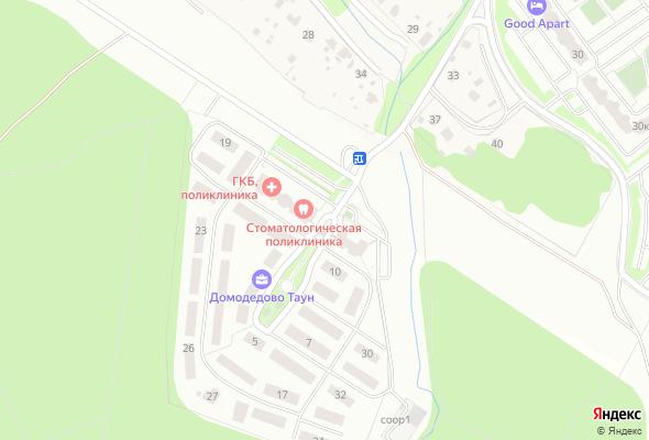 ЖК Домодедово Таун
