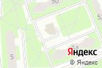 Схема проезда до компании Пятерочка в Домодедово