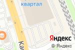 Схема проезда до компании Техно Порт в Домодедово