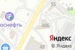 Схема проезда до компании Свой мастер в Новороссийске