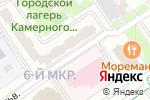 Схема проезда до компании Главздрав в Москве