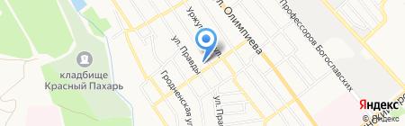 Донецкая общеобразовательная школа I-III ступеней №66 на карте Донецка