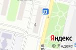 Схема проезда до компании Русский Стиль в Москве