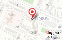 Схема проезда до компании Формат в Новороссийске