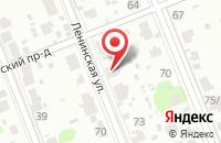 Схема проезда до компании Владимир в Шубино