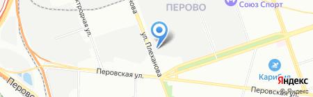 МОВЕН-С на карте Москвы