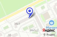 Схема проезда до компании ВЕНТИЛЯТОРНЫЙ ЗАВОД ВЕНТПРОГРЕСС в Москве