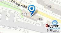 Компания Свадебный салон на карте