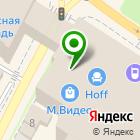 Местоположение компании Hoff