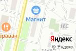 Схема проезда до компании Отдых в Москве