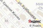 Схема проезда до компании Renault в Донецке