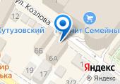 Газпром межрегионгаз Новороссийск на карте