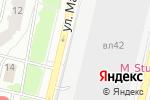 Схема проезда до компании Теремъ в Москве