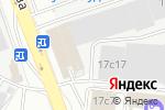 Схема проезда до компании ЭкспрессЭлектроХолдинг в Москве