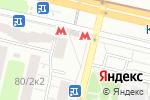 Схема проезда до компании Алкодом в Москве