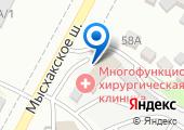 Многофункциональная хирургическая клиника на карте