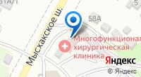 Компания Многофункциональная хирургическая клиника на карте