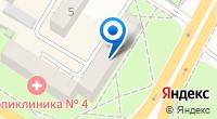 Компания Марафет на карте