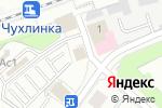 Схема проезда до компании Пенная коллекция в Москве