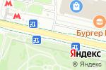 Схема проезда до компании BOXMARKET в Москве