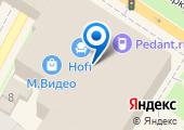 Золото России на карте