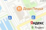 Схема проезда до компании Домашняя Долина в Москве
